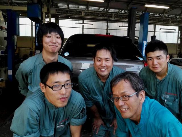 グランド自動車工業株式会社のアルバイト情報