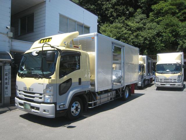 有限会社櫻井運送のアルバイト情報