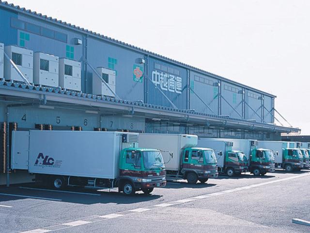 中越通運株式会社 新潟ALCのアルバイト情報