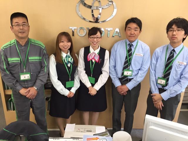 株式会社トヨタレンタリース新福島のアルバイト情報