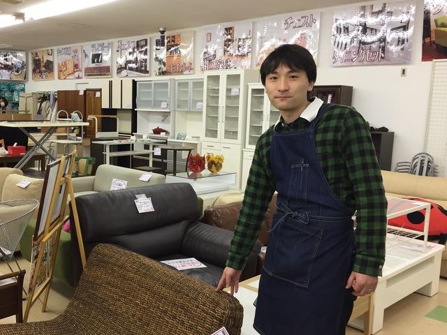 リサイクルマート 新潟逢谷内店のアルバイト情報