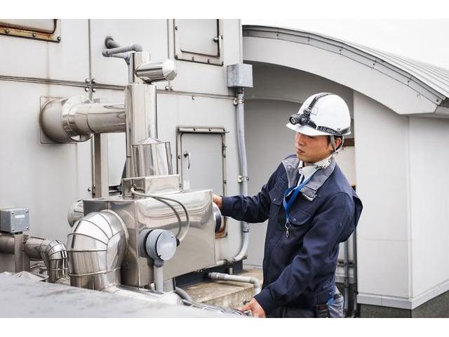 鹿島建物総合管理のアルバイト情報