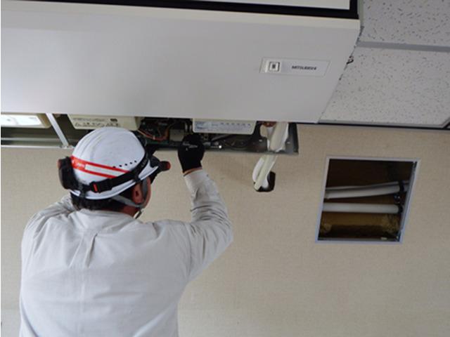 有限会社共立空調工業のアルバイト情報