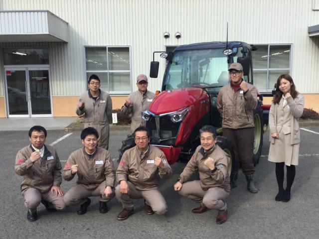 ヤンマーアグリジャパン株式会社 郡山事務所のアルバイト情報