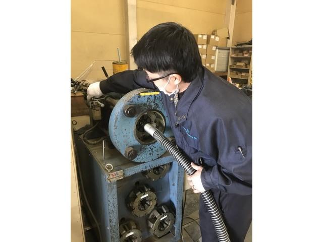 日本油圧工業のアルバイト情報
