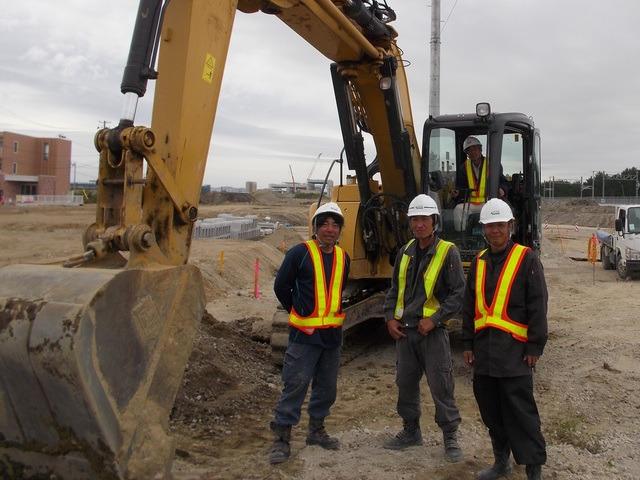 株式会社フィールド建設工業のアルバイト情報