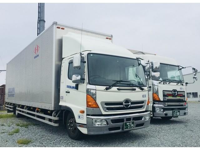 石川運送のアルバイト情報