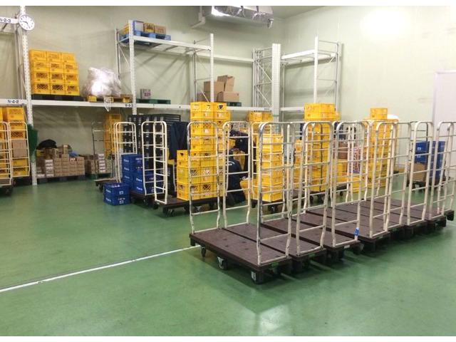 株式会社食品流通システム 東御センターのアルバイト情報