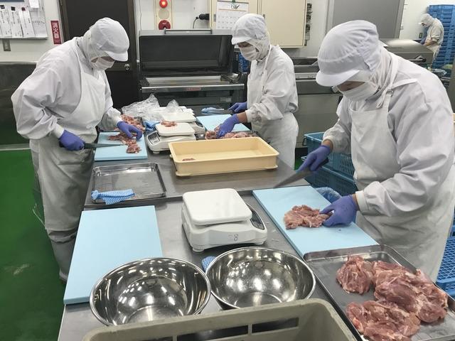 株式会社浦島食品のアルバイト情報