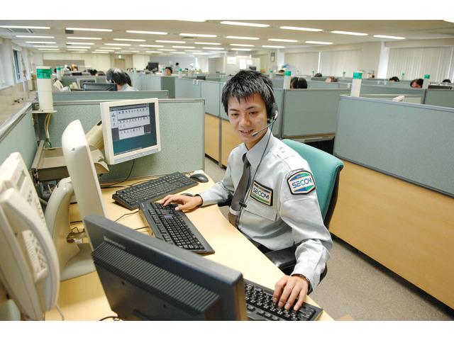 セコム株式会社 二本松営業所のアルバイト情報