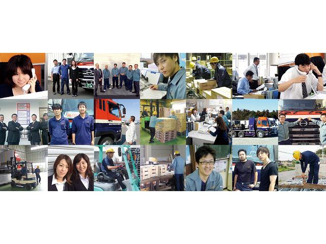 誠和梱枹運輸株式会社 郡山営業所のアルバイト情報